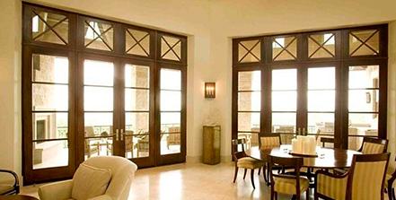 Unique Windows View