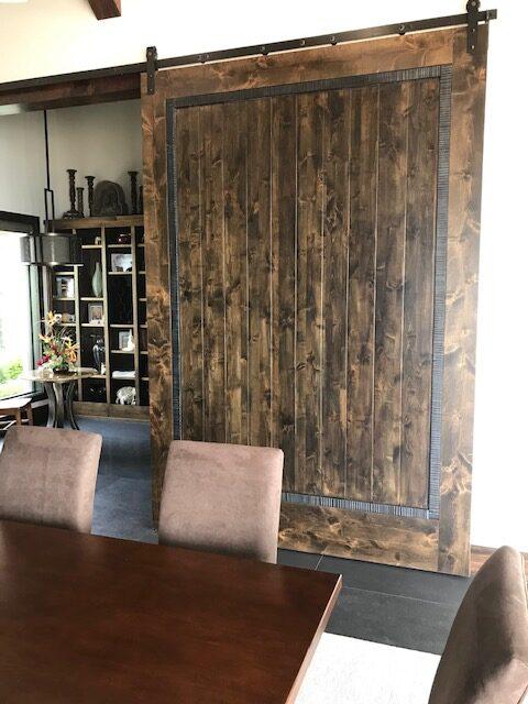 Old Classic Artisanal Door
