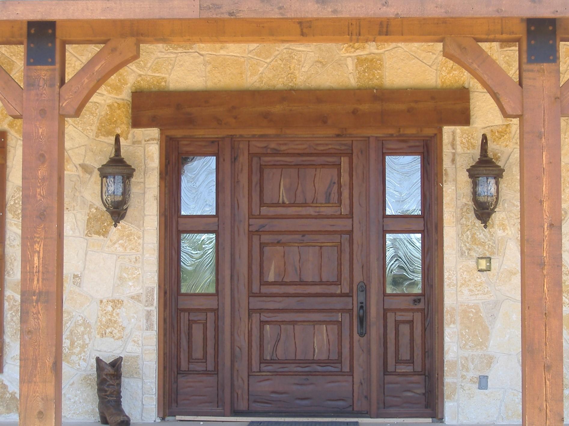 Mesquite Door