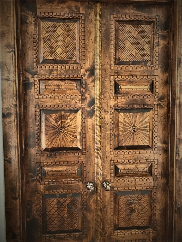 Volmert Carved Doors